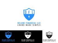 Delane Financial LLC Logo - Entry #137