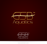 GSB Aquatics Logo - Entry #88