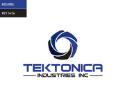 Tektonica Industries Inc Logo - Entry #60