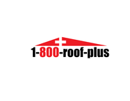 1-800-roof-plus  , i am also going to be using 1800roofplus.com for materials Logo - Entry #60