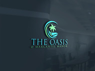 The Oasis @ Marcantel Manor Logo - Entry #95