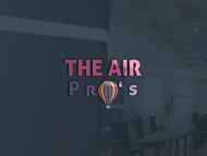 The Air Pro's  Logo - Entry #25