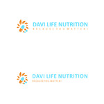 Davi Life Nutrition Logo - Entry #782