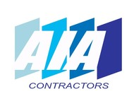 AIA CONTRACTORS Logo - Entry #79