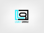 LEGACY GARAGE Logo - Entry #52