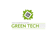Green Tech High Charter School Logo - Entry #6