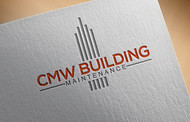 CMW Building Maintenance Logo - Entry #27