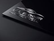 Bill Blokker Spraypainting Logo - Entry #100