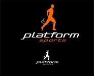 "Platform Sports "" Equipping the leaders of tomorrow for Greatness."" Logo - Entry #68"