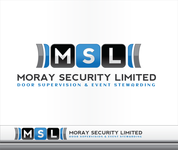 Moray security limited Logo - Entry #237