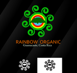 Rainbow Organic in Costa Rica looking for logo  - Entry #208