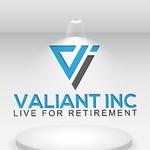 Valiant Inc. Logo - Entry #333