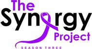 """The Synergy Project"" and place the word ""season three"" underneath in smaller front either as "" season 3"" or ""season three"" Logo - Entry #102"