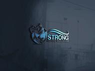 Strong Island Bulldogs Logo - Entry #8