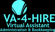 Logo for Virtual Assistant - Entry #7