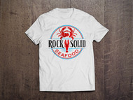 Rock Solid Seafood Logo - Entry #110