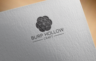 Burp Hollow Craft  Logo - Entry #251