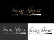 Susan Strauss Design Logo - Entry #69