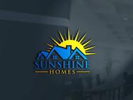 Sunshine Homes Logo - Entry #580
