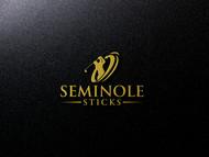 Seminole Sticks Logo - Entry #40