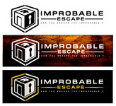 Improbable Escape Logo - Entry #108