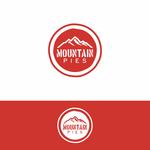 Mountain Pies Logo - Entry #63