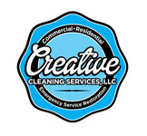 CREATIVE CLEANING SERVICES LLC Logo - Entry #28