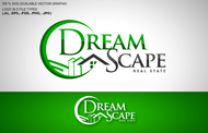 DreamScape Real Estate Logo - Entry #136