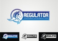 Regulator Thouroughbreds and Performance Horses  Logo - Entry #25