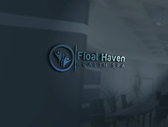 Float Haven Health Spa Logo - Entry #44