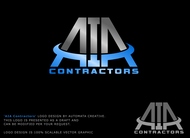 AIA CONTRACTORS Logo - Entry #104
