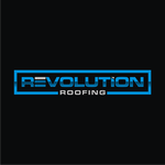Revolution Roofing Logo - Entry #350