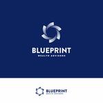Blueprint Wealth Advisors Logo - Entry #343