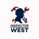 Inspector West Logo - Entry #67