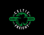 Celtic Freight Logo - Entry #86