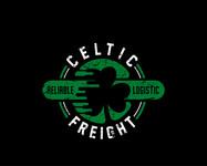 Celtic Freight Logo - Entry #86