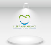 Sleep and Airway at WSG Dental Logo - Entry #355