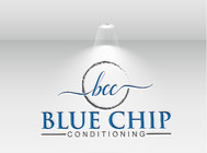 Blue Chip Conditioning Logo - Entry #92