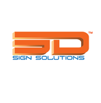 3D Sign Solutions Logo - Entry #53