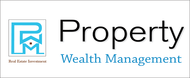 Property Wealth Management Logo - Entry #187