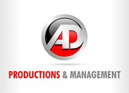 Corporate Logo Design 'AD Productions & Management' - Entry #67
