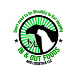 In & Out Foods and Logistics LLC Logo - Entry #4