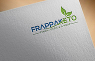 Frappaketo or frappaKeto or frappaketo uppercase or lowercase variations Logo - Entry #179