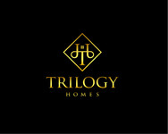 TRILOGY HOMES Logo - Entry #139