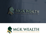 MGK Wealth Logo - Entry #358
