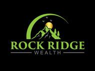 Rock Ridge Wealth Logo - Entry #162