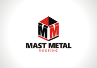 Mast Metal Roofing Logo - Entry #181