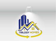 TRILOGY HOMES Logo - Entry #174