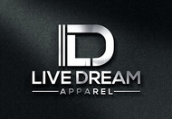 LiveDream Apparel Logo - Entry #92