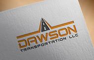 Dawson Transportation LLC. Logo - Entry #211